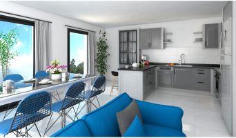 Résidence « Les Terrasses Du Centre » programme immobilier neuf à Gouesnou n°4