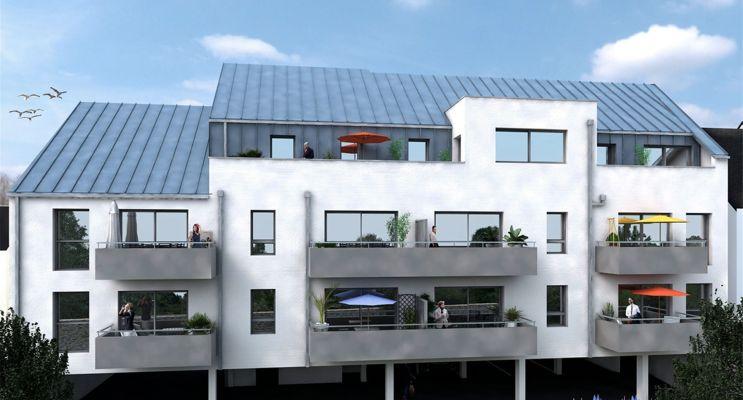 Photo n°2 du Résidence neuf « Les Terrasses Du Centre »
