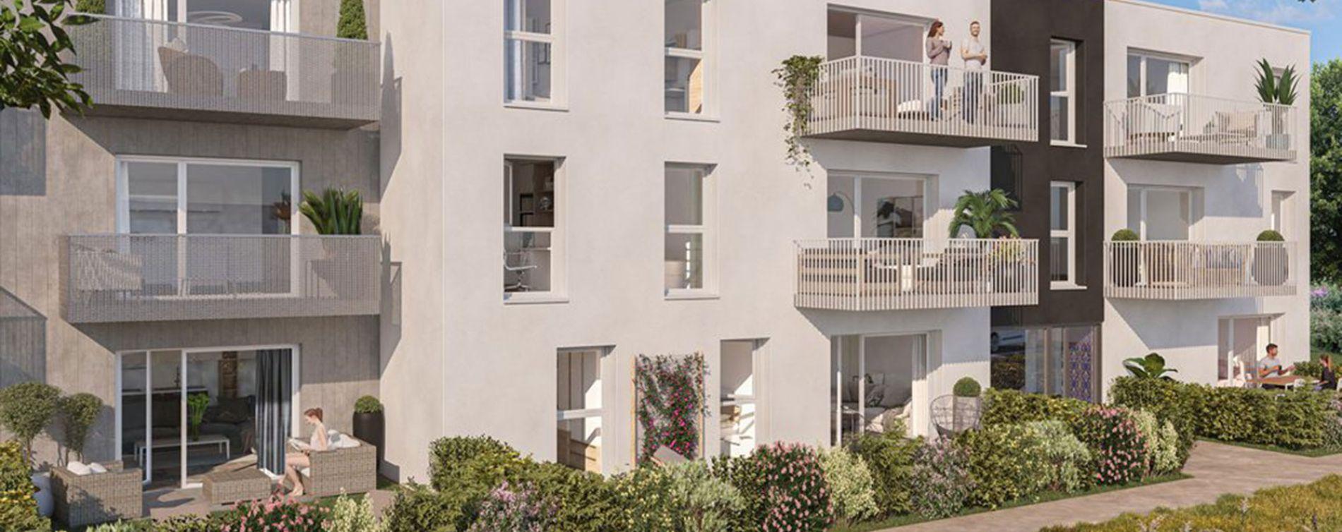 Guilers : programme immobilier neuve « Okhonn » en Loi Pinel