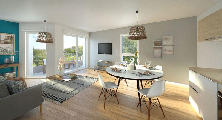 Résidence « Villa Verde » programme immobilier neuf à Guipavas n°3