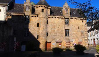 Landerneau : programme immobilier à rénover « Maison Duthoya - 3 Rue du commerce » en Monument Historique
