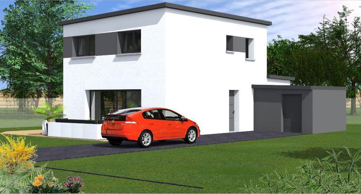 Photo du Résidence « Canik Ar Haro » programme immobilier neuf à Landivisiau
