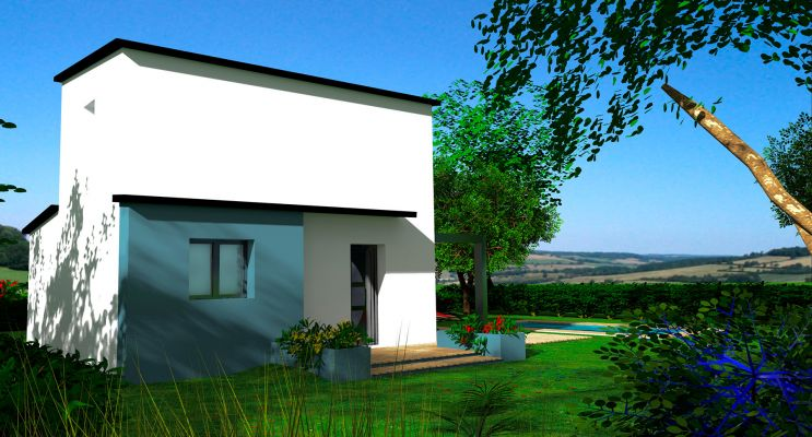 Photo du Résidence « Les Jardins du Canik » programme immobilier neuf à Landivisiau