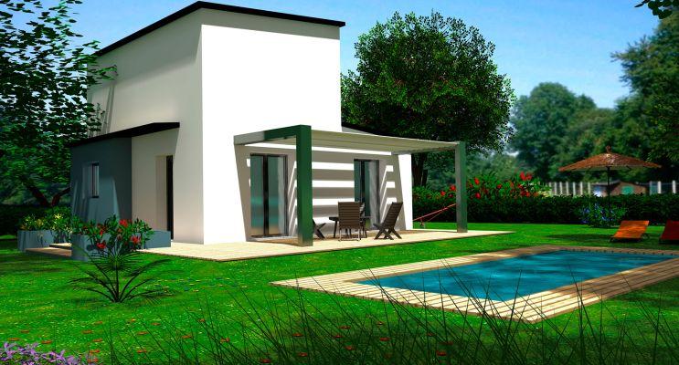 Résidence « Les Jardins Du Canik » programme immobilier neuf à Landivisiau n°2