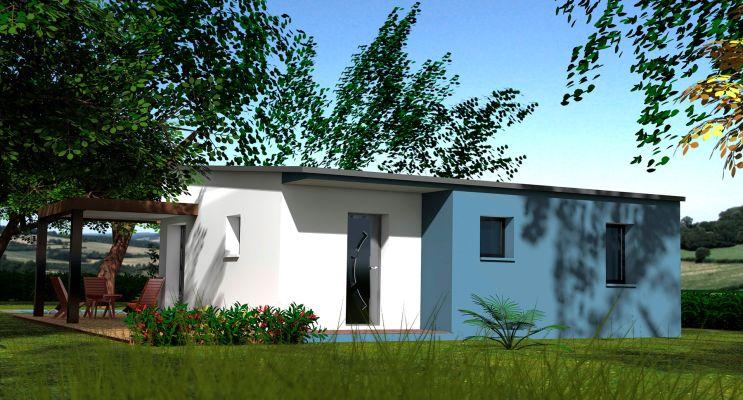 Résidence « Les Jardins Du Canik » programme immobilier neuf à Landivisiau n°3