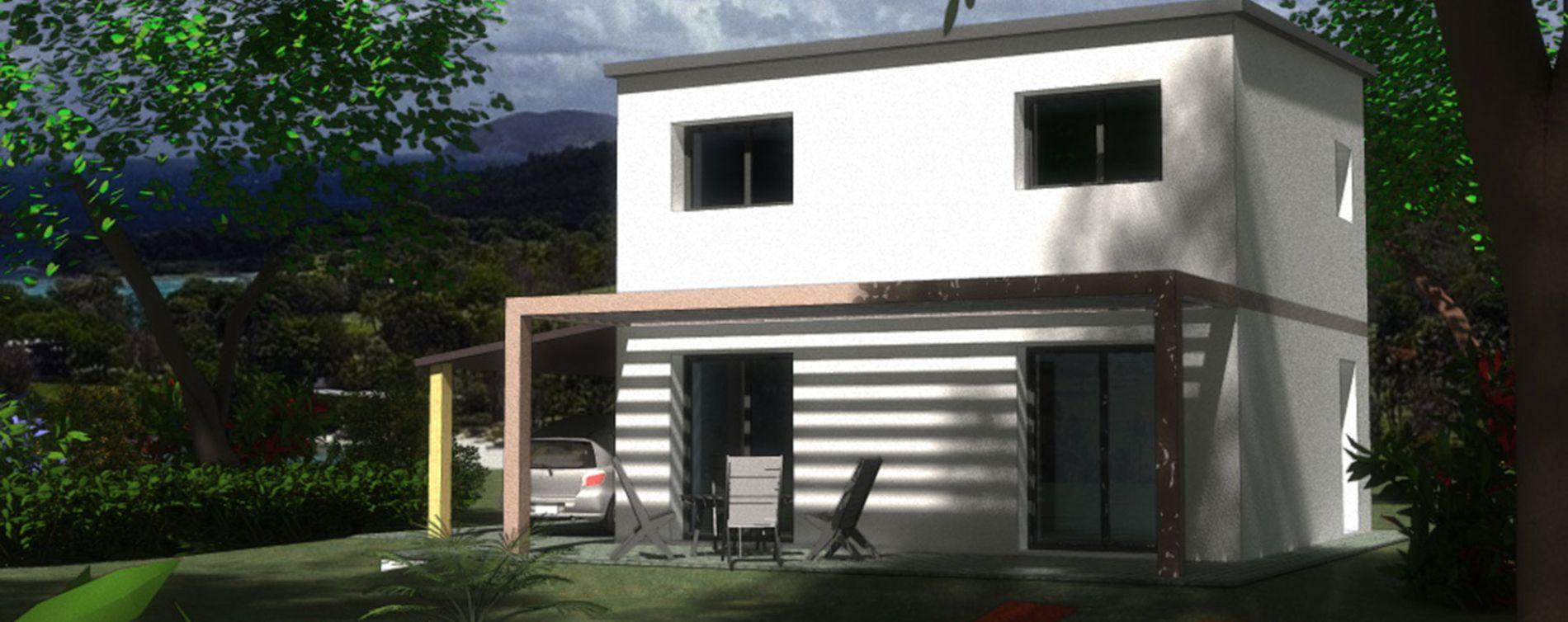 Landivisiau : programme immobilier neuve « Résidence de la Vallée » (2)