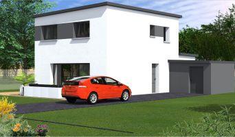 Lesneven : programme immobilier neuf « Cleusmeur »