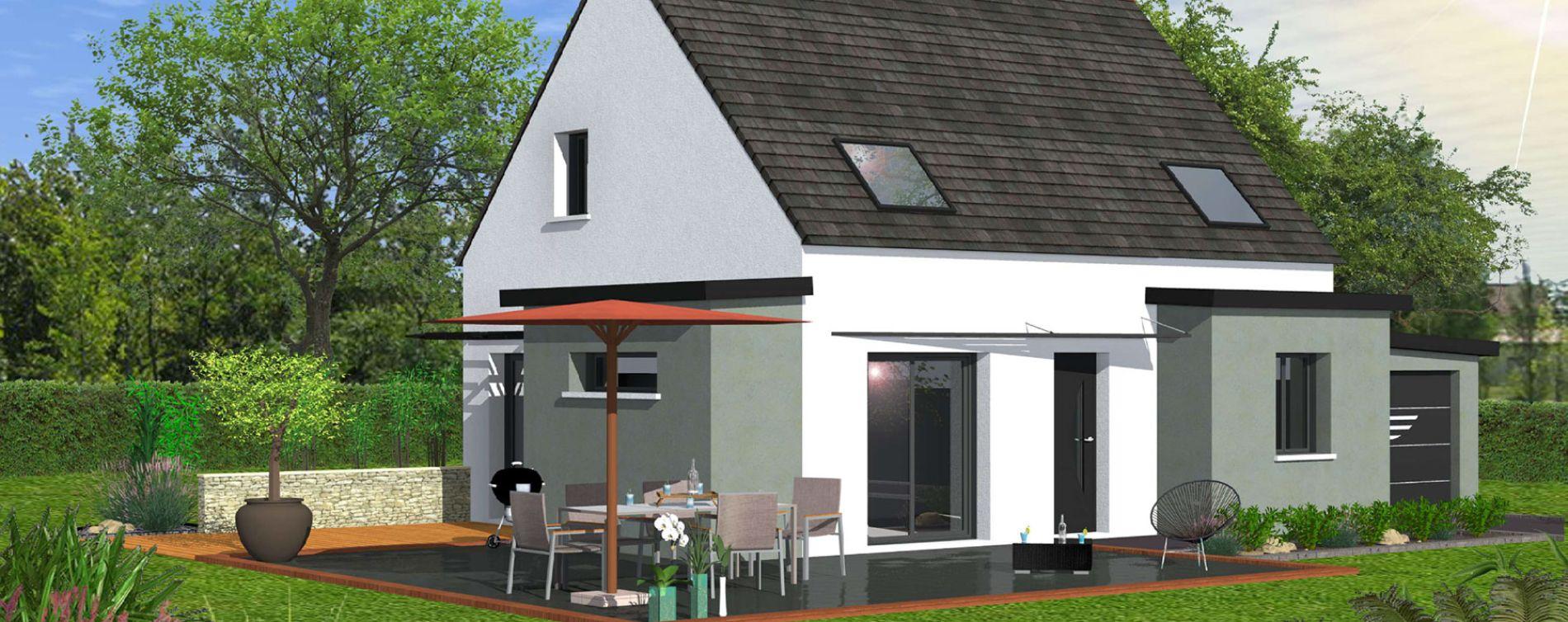 Lesneven : programme immobilier neuve « Pen Ar C'Hoat » (2)