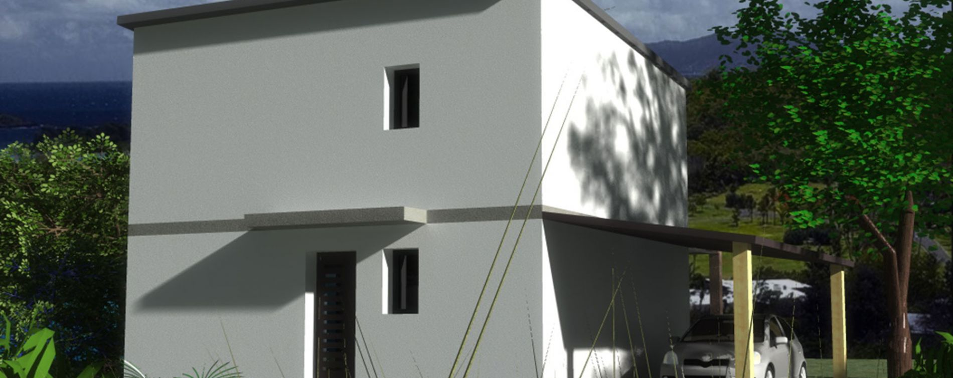 Lesneven : programme immobilier neuve « Pen Ar C'Hoat » (5)