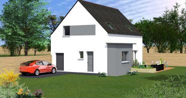 Lesneven programme immobilier neuve « Résidence du Comte Even »