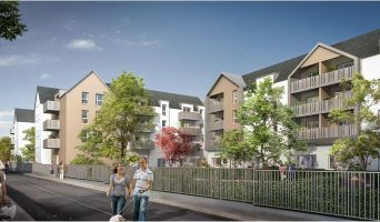 Loctudy programme immobilier neuf « Dimezell