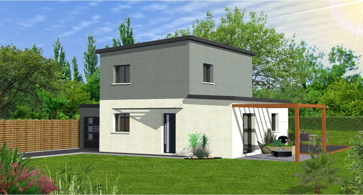 Loperhet : programme immobilier neuf « Résidence de L'Elorn »
