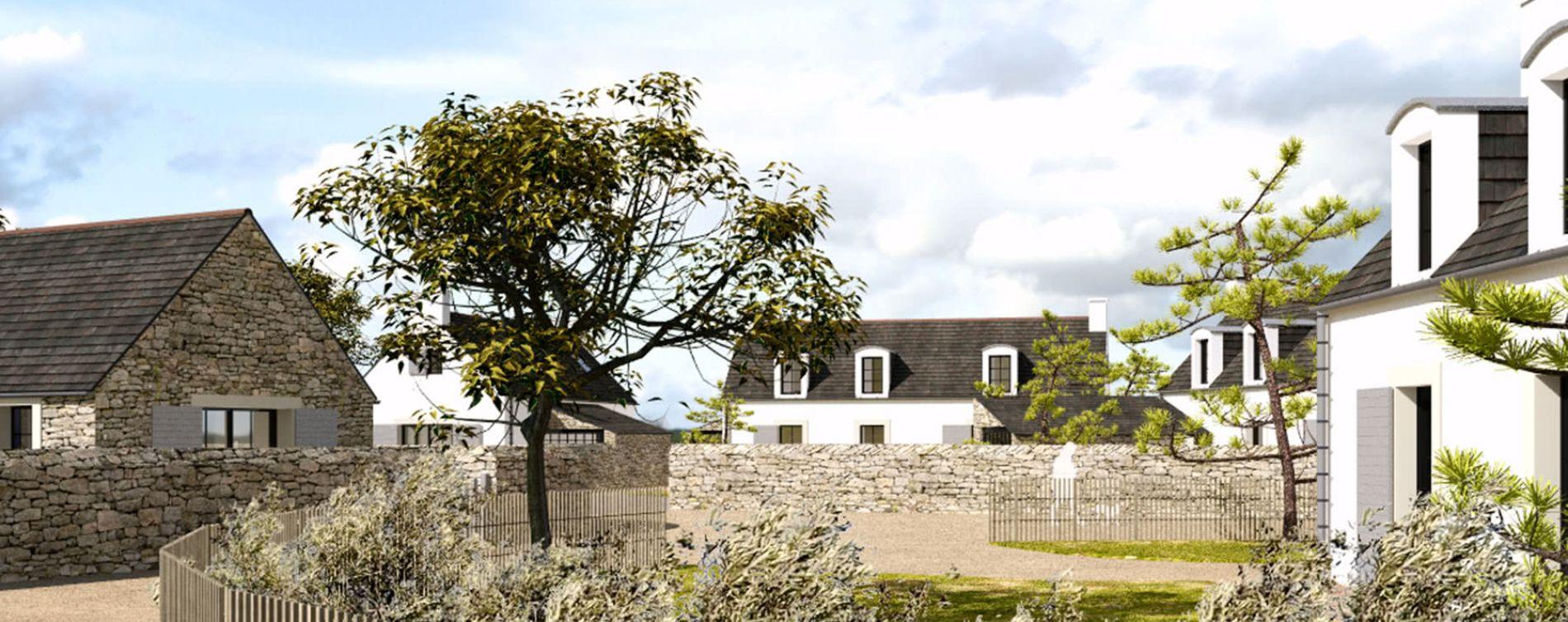 Résidence Le Village de Pors Carn à Penmarch