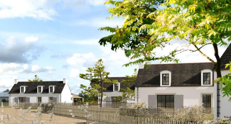 Photo n°2 du Résidence « Le Village De Pors Carn » programme immobilier neuf à Penmarch