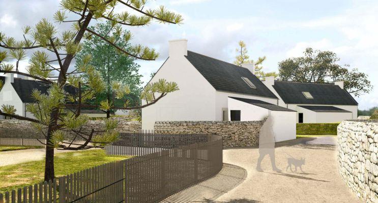 Photo n°3 du Résidence « Le Village De Pors Carn » programme immobilier neuf à Penmarch