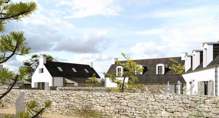 Photo n°4 du Résidence « Le Village De Pors Carn » programme immobilier neuf à Penmarch