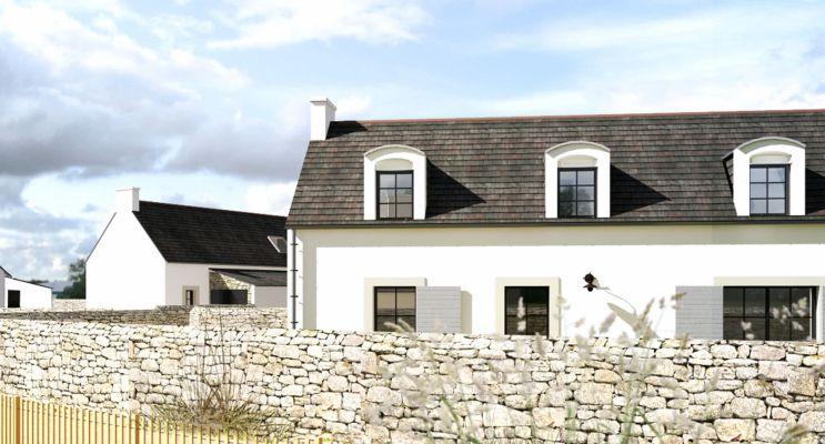 Photo n°5 du Résidence « Le Village De Pors Carn » programme immobilier neuf à Penmarch