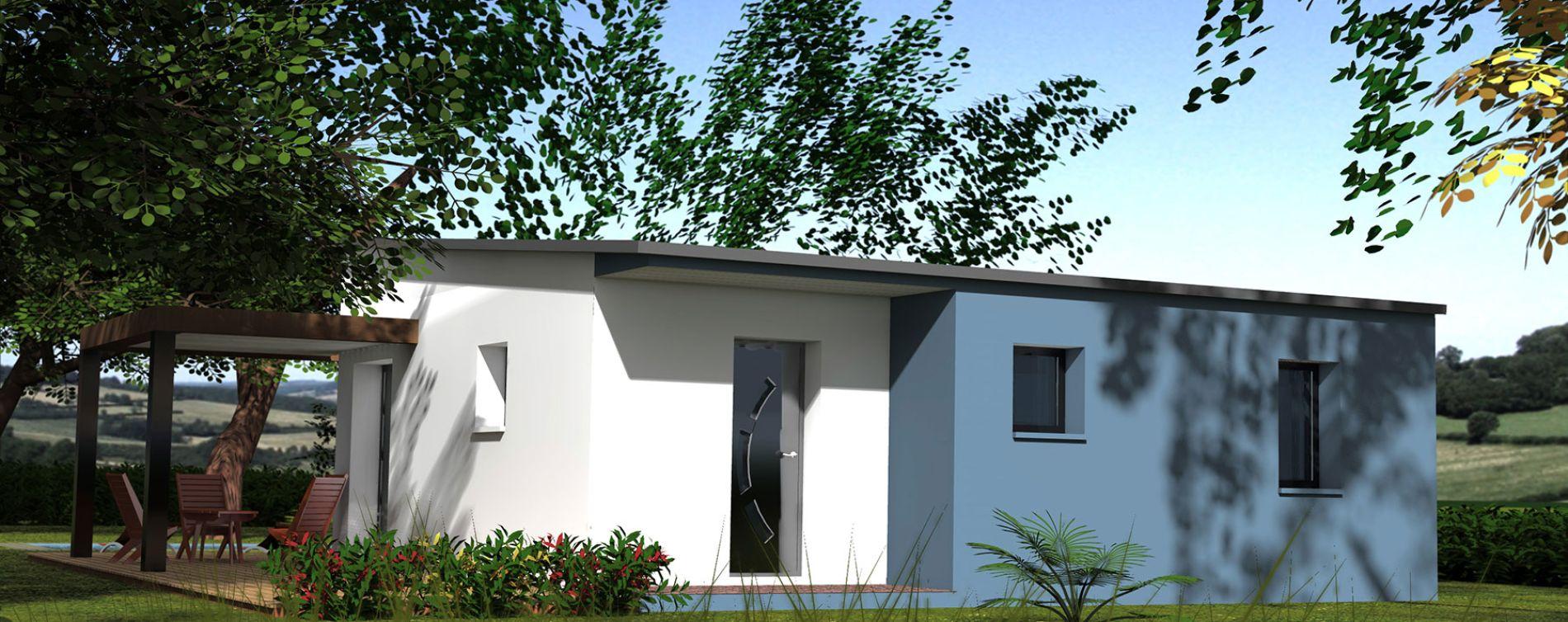 Ploudalmézeau : programme immobilier neuve « Chemin des Dunes » (4)
