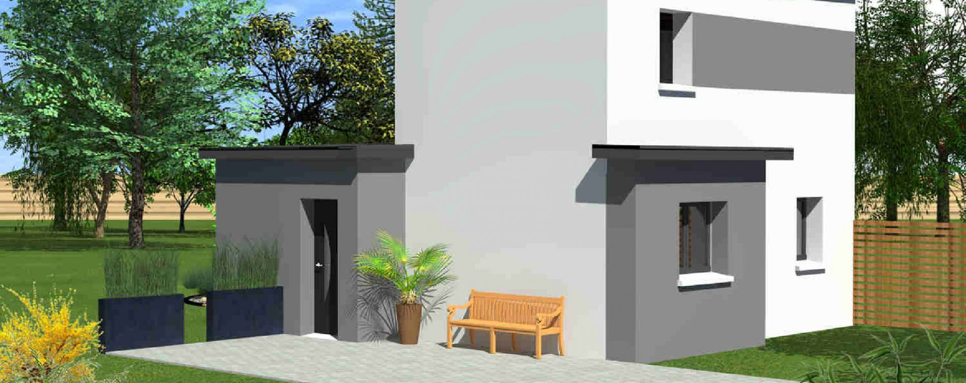 Ploudalmézeau : programme immobilier neuve « Roscaroc » (3)