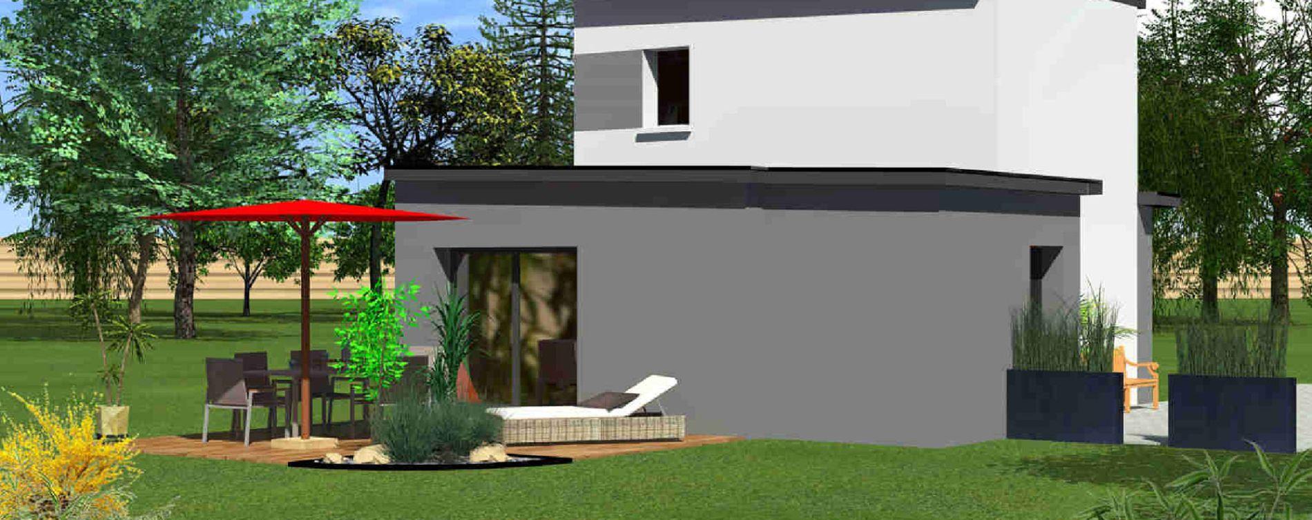 Ploudalmézeau : programme immobilier neuve « Roscaroc » (4)