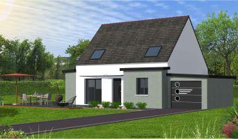 Ploudalmézeau : programme immobilier neuf « Roscaroc »
