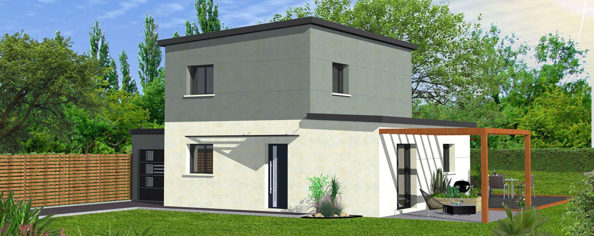 Ploudalmézeau : programme immobilier neuve « Tréompan »