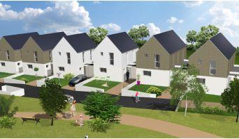 Photo du Résidence « Les Côteaux de Kergreiz » programme immobilier neuf en Loi Pinel à Pluguffan