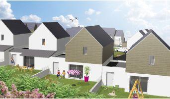 Pluguffan programme immobilier neuve « Les Côteaux de Kergreiz »  (2)