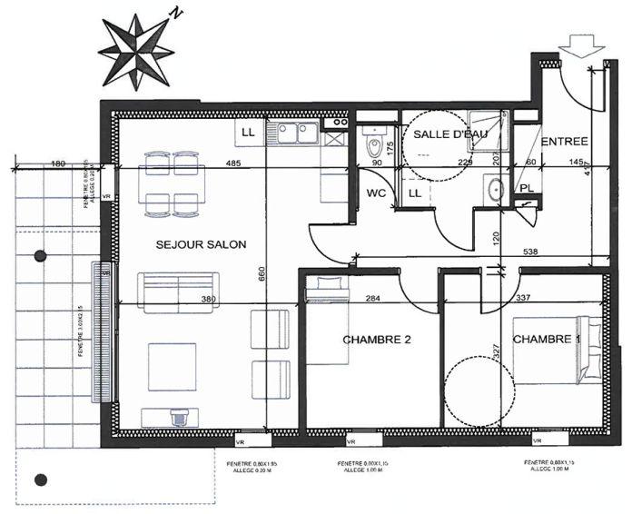 Appartement Quimper