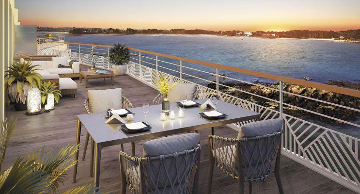 Photo du Résidence « Corail » programme immobilier neuf à Roscoff