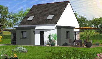 Saint-Martin-des-Champs : programme immobilier neuf « Les Hauts de Morlaix »