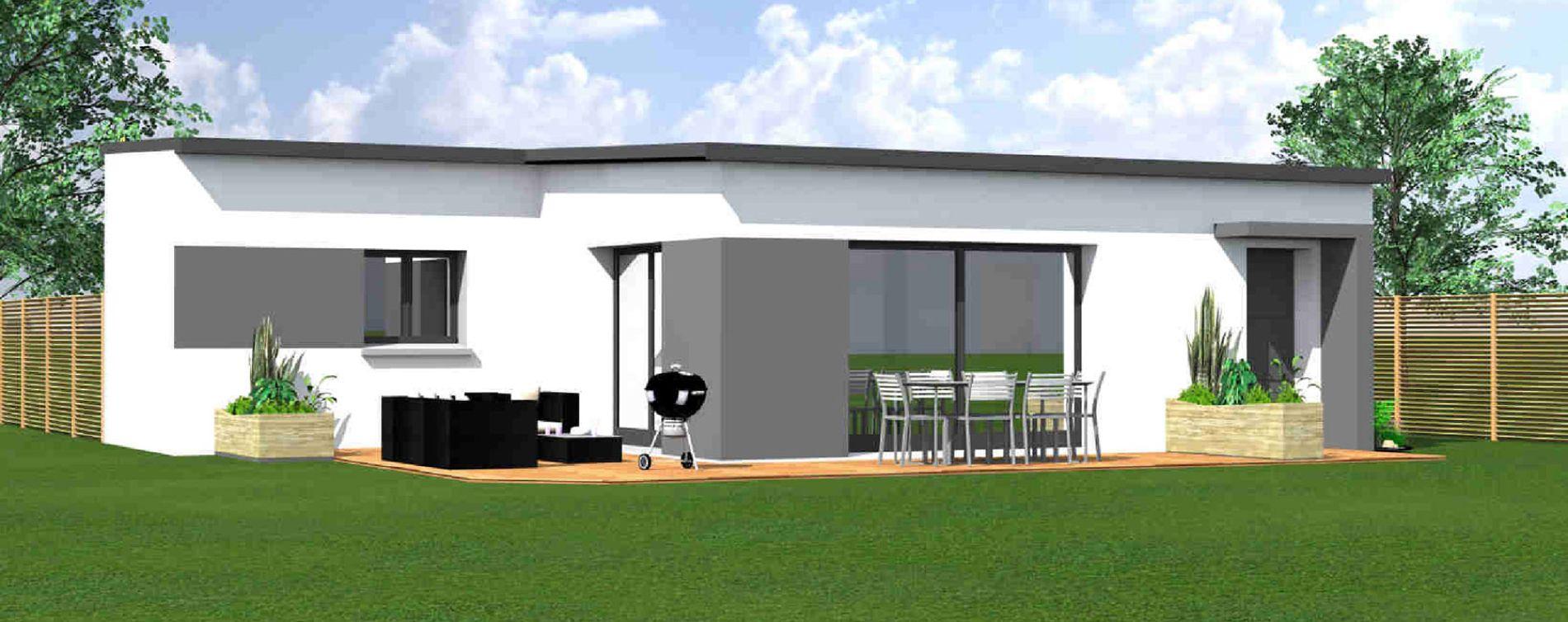 Saint-Martin-des-Champs : programme immobilier neuve « Ty Nevez » (3)