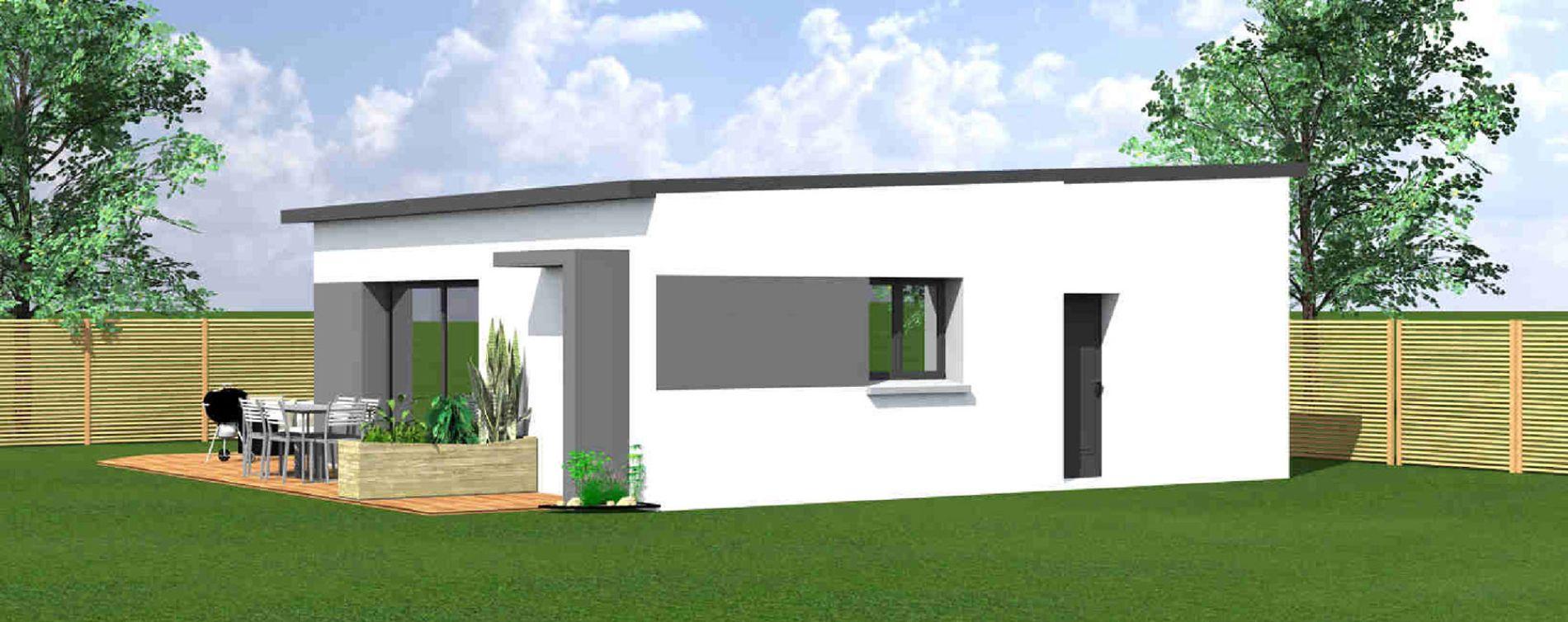 Saint-Pol-de-Léon : programme immobilier neuve « Grève du Man » (4)