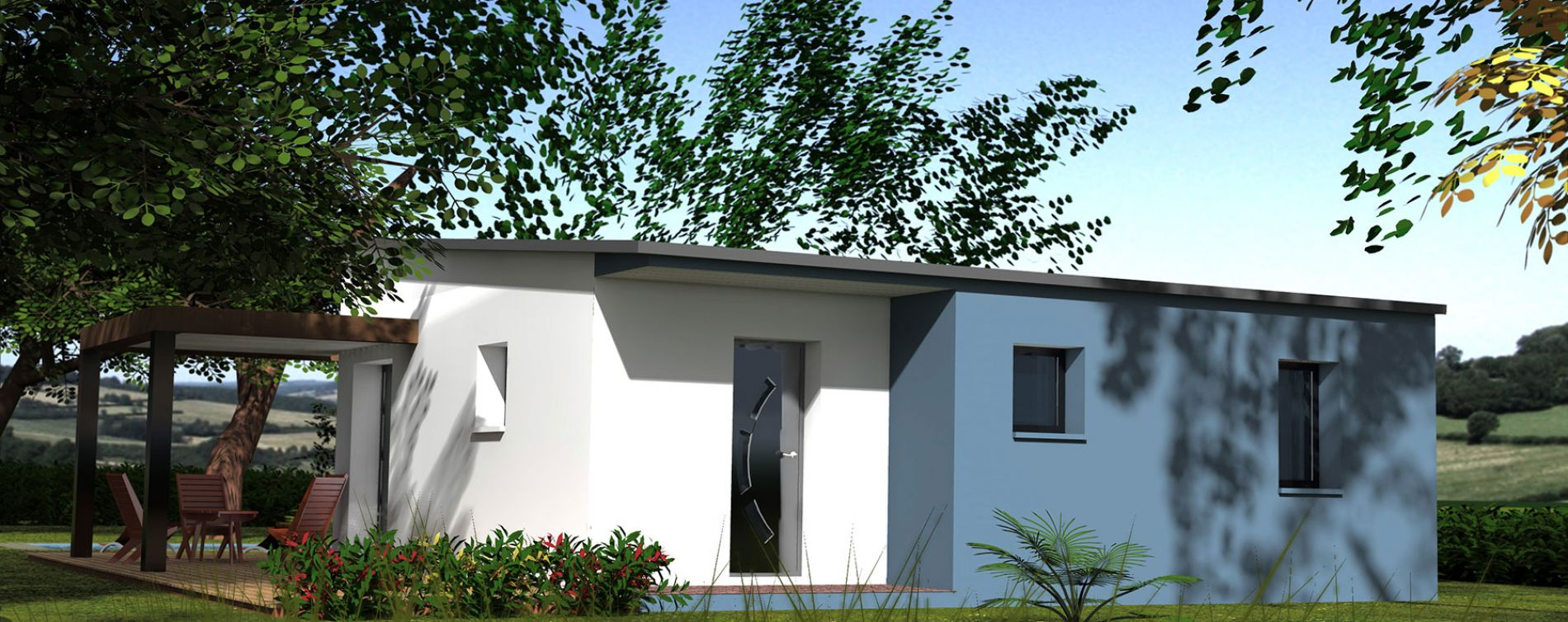 Trémaouézan : programme immobilier neuve « Langazel »