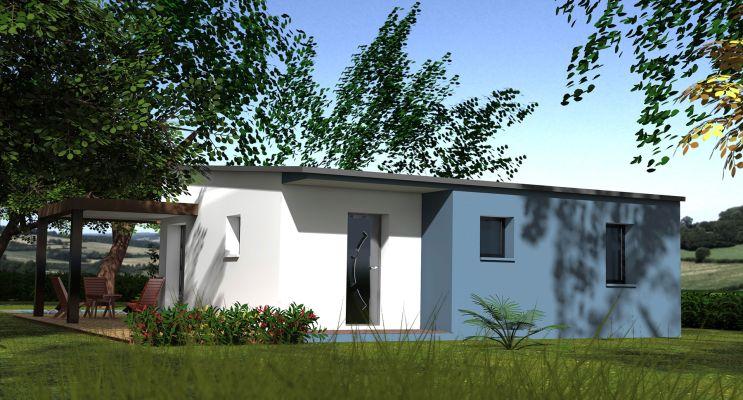 Trémaouézan : programme immobilier neuf « Langazel »