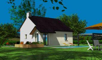 Trémaouézan programme immobilier neuf « Les Agrions »