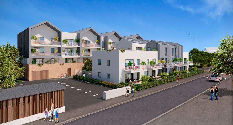 Photo du Résidence « Verduo » programme immobilier neuf en Loi Pinel à Acigné