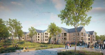 Cancale : programme immobilier neuf « Domaine Vaujoyeux » en Loi Pinel