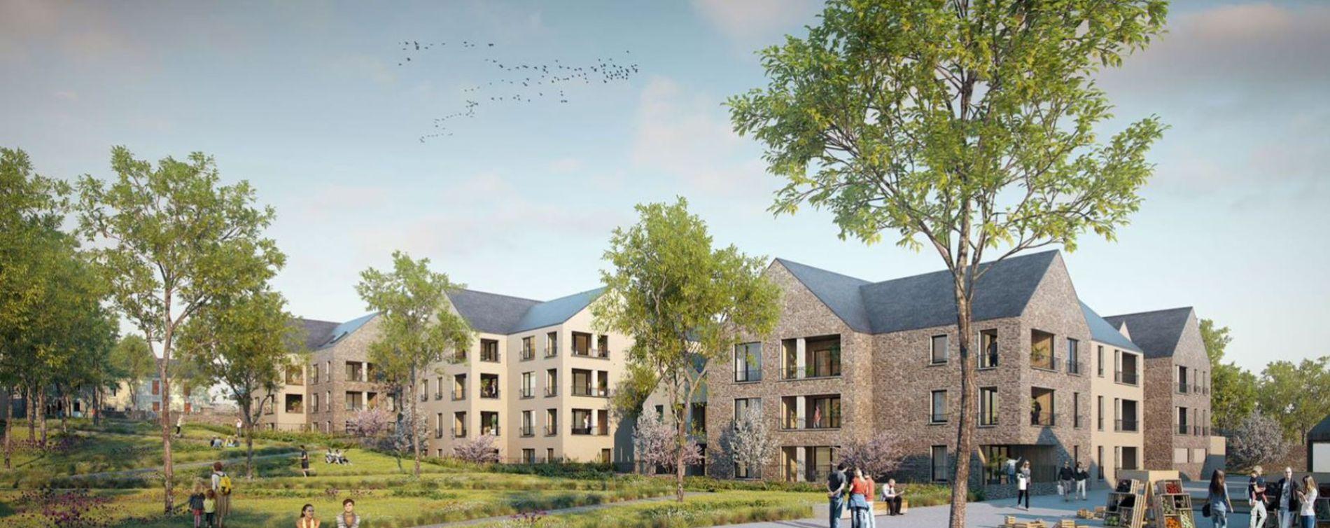 Cancale : programme immobilier neuve « Domaine Vaujoyeux » en Loi Pinel