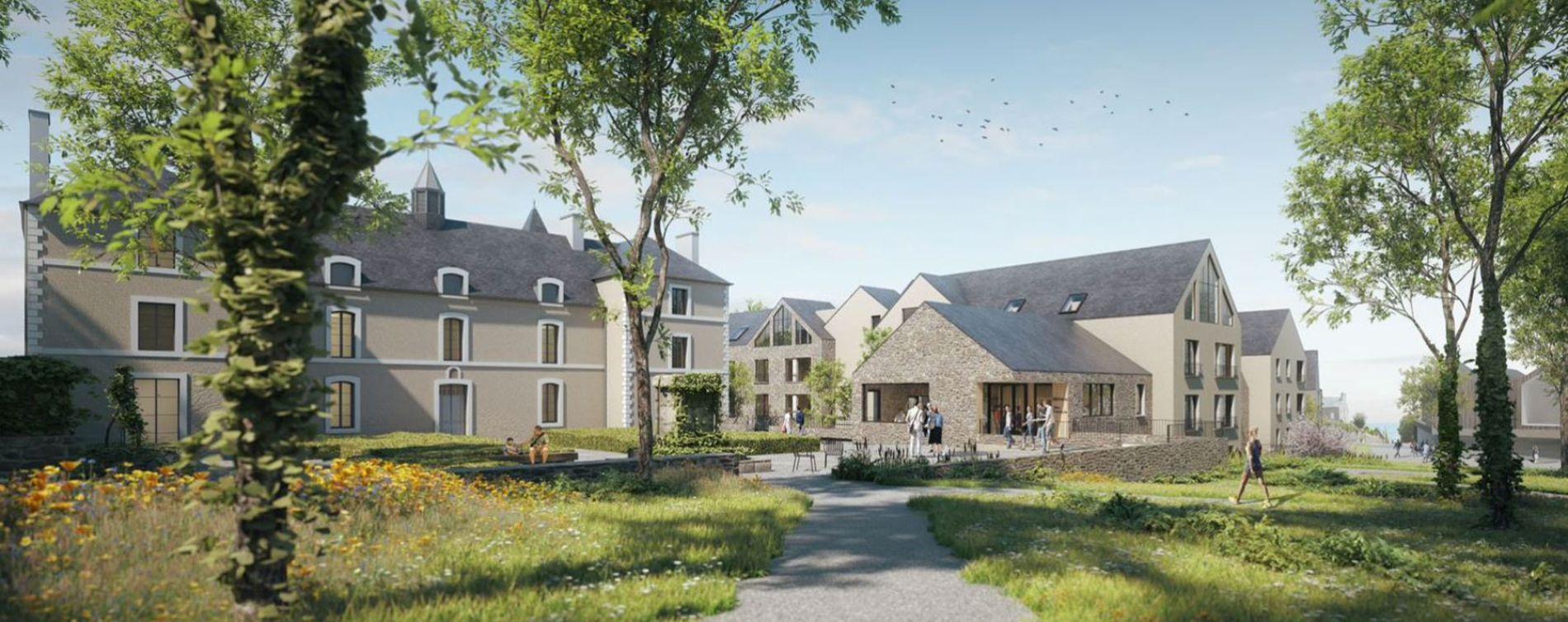 Cancale : programme immobilier neuve « Domaine Vaujoyeux » en Loi Pinel (2)