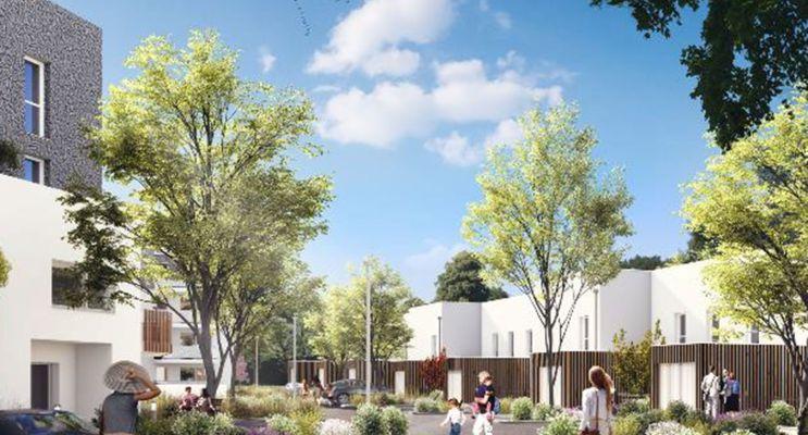 Photo du Résidence « Aroma » programme immobilier neuf en Loi Pinel à Cesson-Sévigné