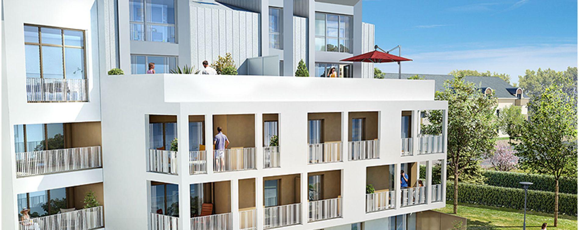 Cesson-Sévigné : programme immobilier neuve « L'Angélique » en Loi Pinel (2)