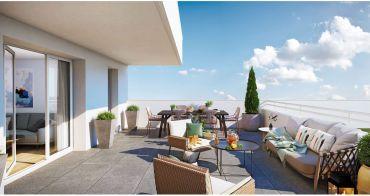 Cesson-Sévigné programme immobilier neuf « Patio Sévigné » en Loi Pinel