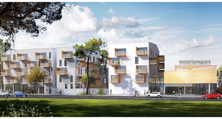 Résidence « Convergence #1 » programme immobilier neuf en Loi Pinel à Chantepie n°2