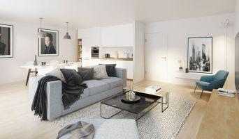 Résidence « Convergence #2 » programme immobilier neuf en Loi Pinel à Chantepie n°2