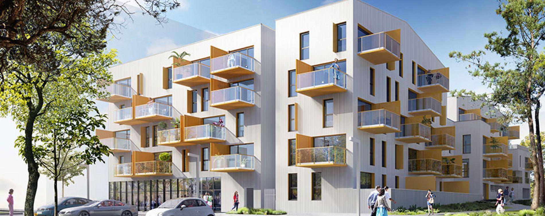 Chantepie : programme immobilier neuve « Convergence #4 »