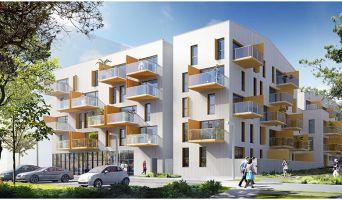 Photo du Résidence « Convergence #4 » programme immobilier neuf à Chantepie