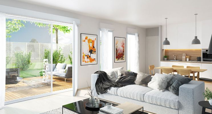 Chantepie : programme immobilier neuf « Convergence #Les Villas »
