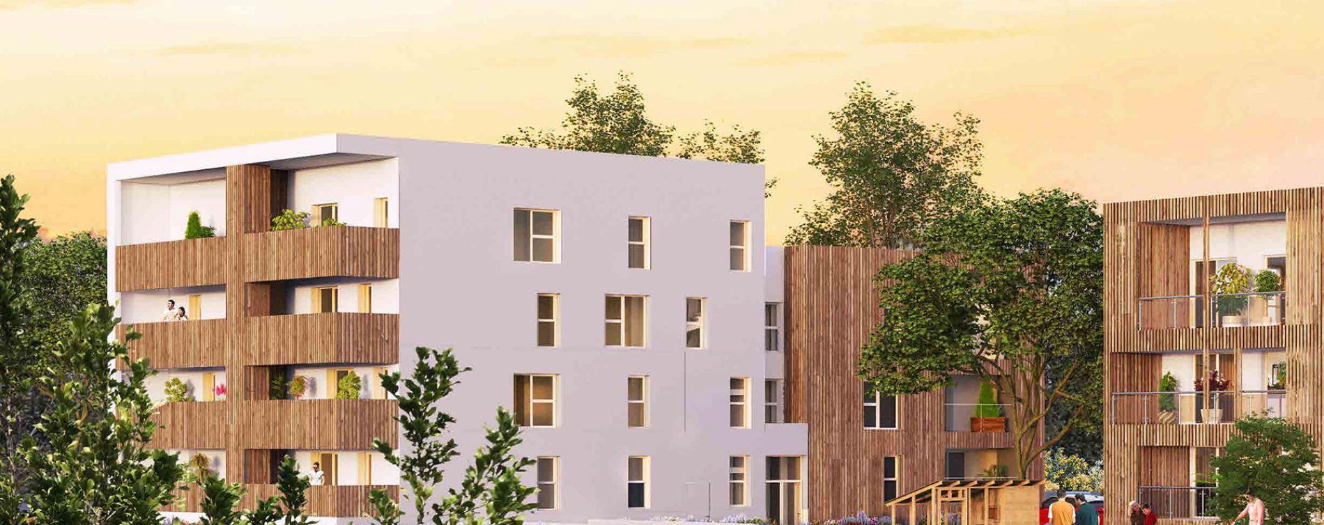 Chartres-de-Bretagne : programme immobilier neuve « Botanik » en Loi Pinel (2)