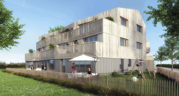 Photo du Résidence « Granges de Chavagne » programme immobilier neuf en Loi Pinel à Chavagne